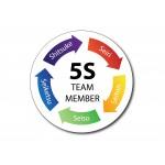 Team Badge ( 5S )