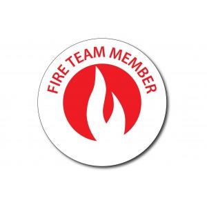 Team Badge ( Fire )