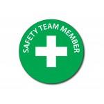 Team Badge ( Safety )