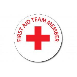Team Badge ( First Aid )