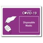 Disposable Masks - A4