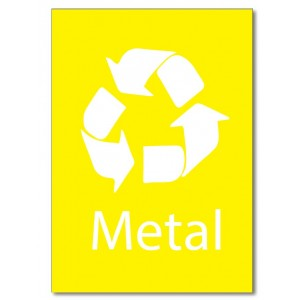 Recycle (Metal) - A5