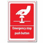 Emergency Stop push b.. - A5