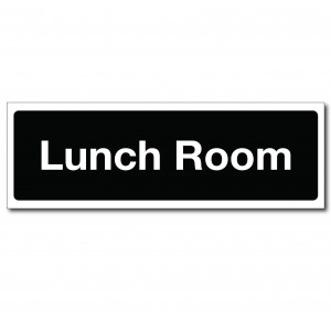 Lunch Room - 12 x 4(in)