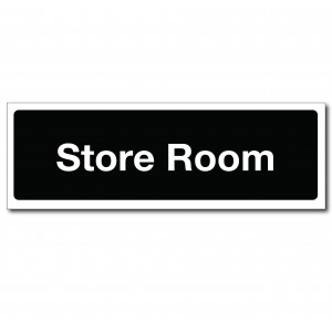 Store Room  - 12 x 4(in)
