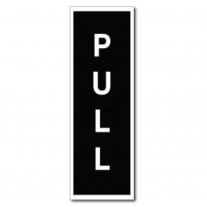 Pull - 2 x 4.5 (in)