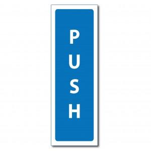 Push - 8.25x3(in)
