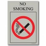 No Smoking - A5