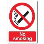 No Smoking (English) - A5