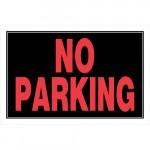 No Parking - 12x8 (in)